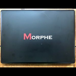 Morphe 35 E palette- Barely Used, without box